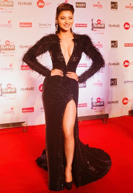 Urvashi Rautela on Awards