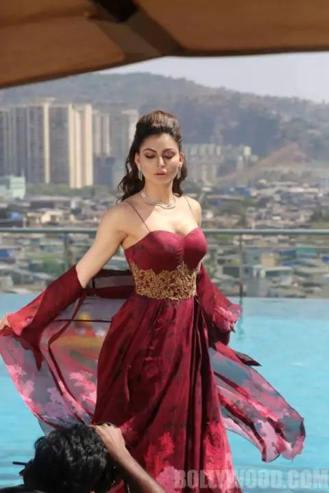 Urvashi Rautela on Photoshoot