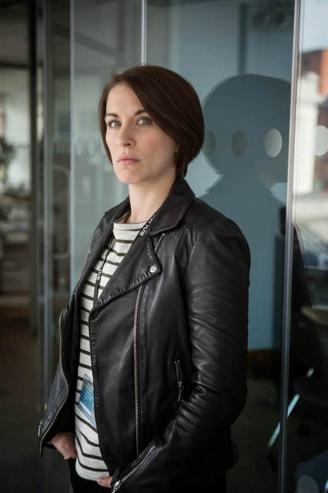 Vicky McClure hot side pictures