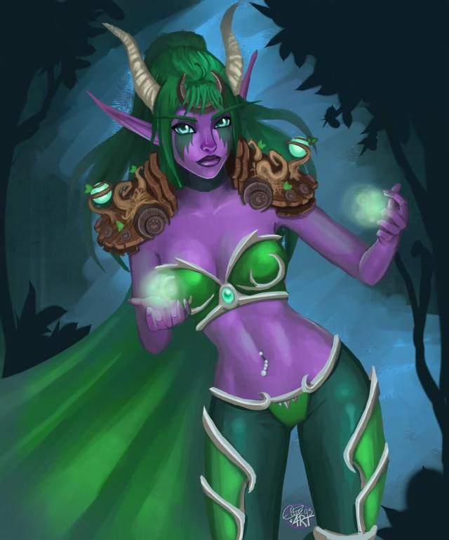 Ysera hot navel pic
