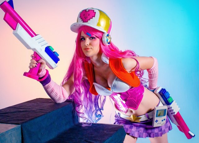 arcade miss fortune awesome pics
