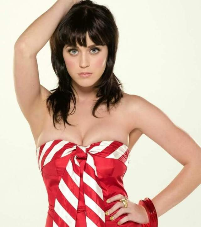 katy perry shocked