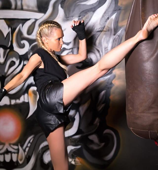 nicky whelan fight