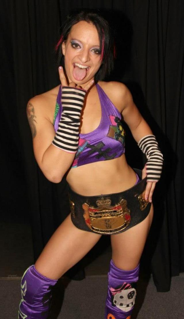ruby riot sexy look