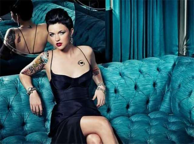 ruby rose awesome