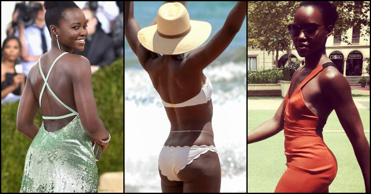 49 Hottest Lupita Nyong'o Big Butt Pictures Prove She Is The Sexiest Lady | Best Of Comic Books