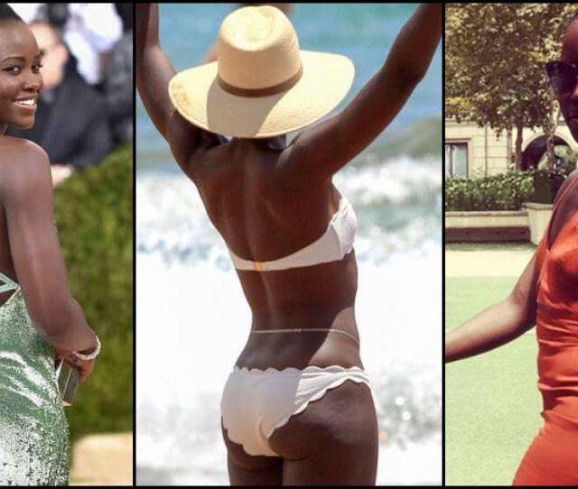 Hottest Lupita Nyongo Big Butt Pictures Prove She Is The