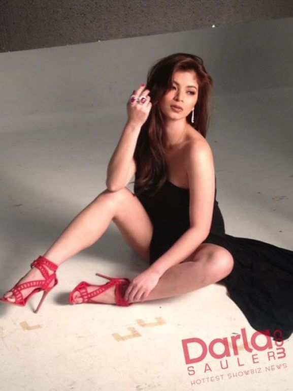 Angel Locsin sexy legs
