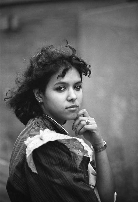 Annabella Lwin Young PHoto