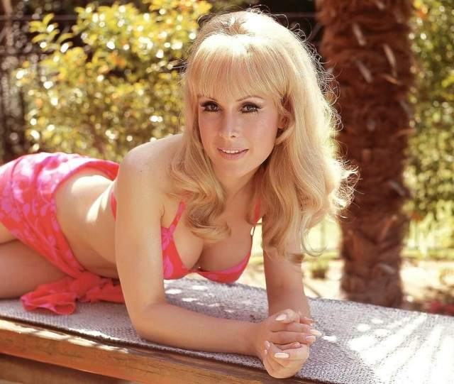 Barbara Eden SEXY CLEAVAGE (2)