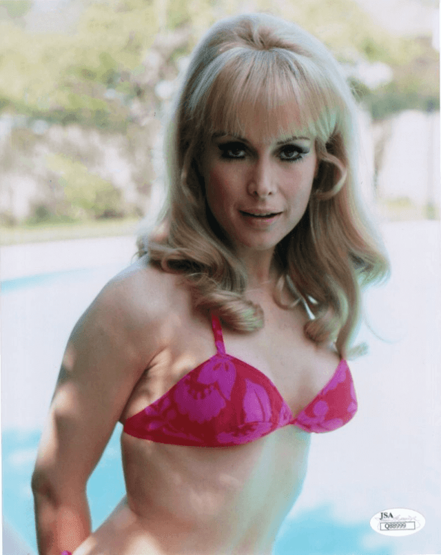 Barbara Eden SEXY LOOK
