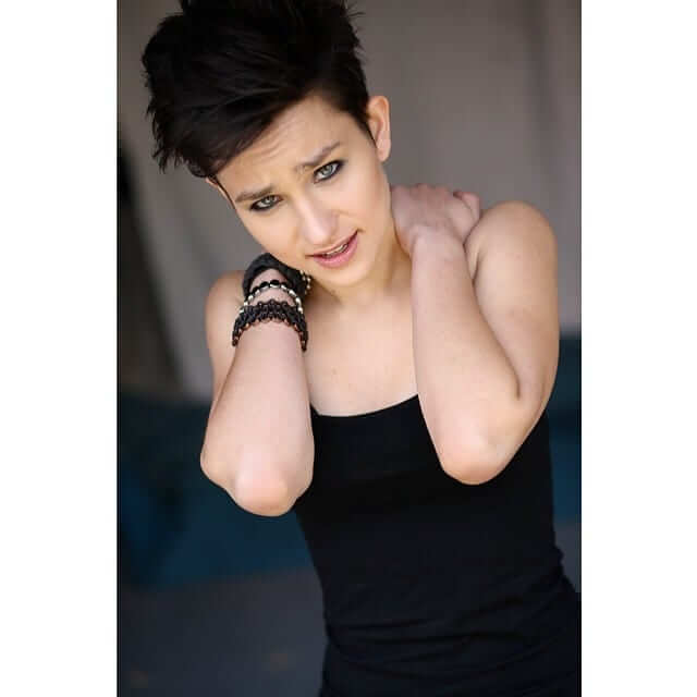 Bex Taylor-Klaus sexy cleavages