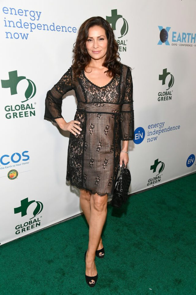 Constance Marie hot picture