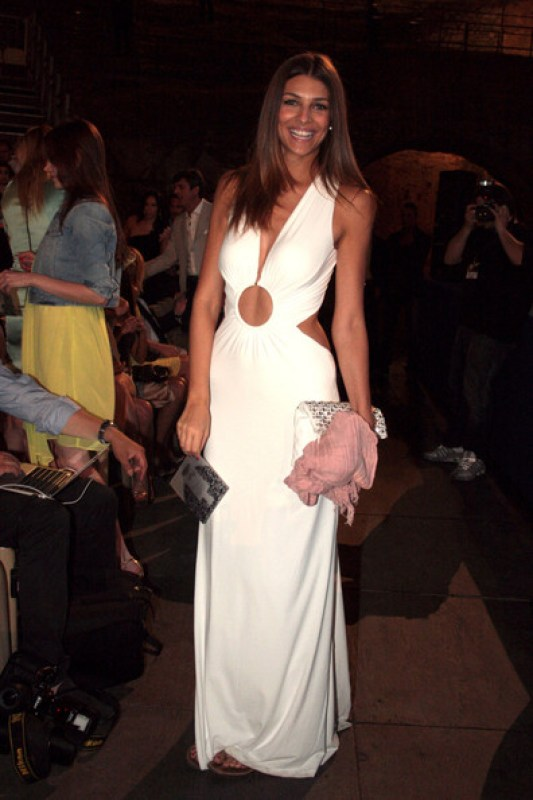 Cristina Chiabotto awesome look