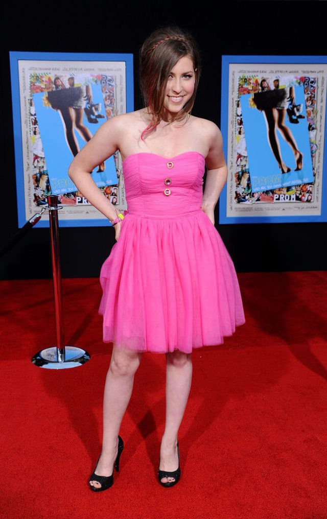 Eden Sher awesome legs