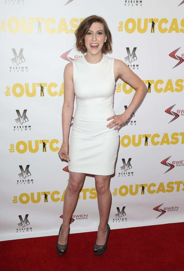 Eden Sher feet picture