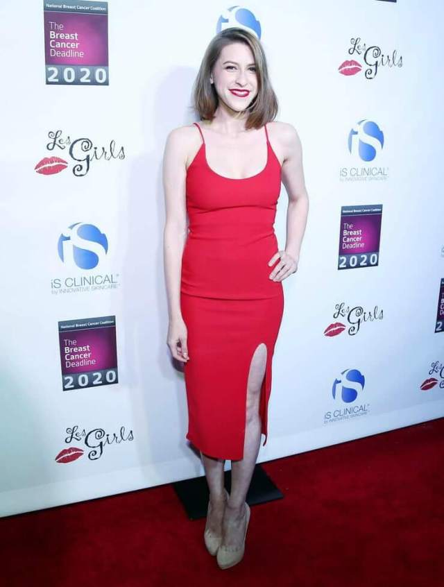 Eden Sher hot picture