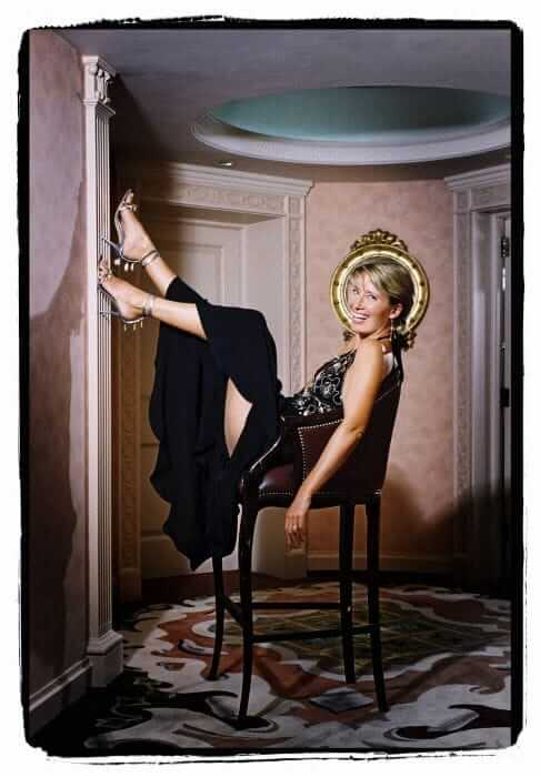 Emma Thompson hot leg