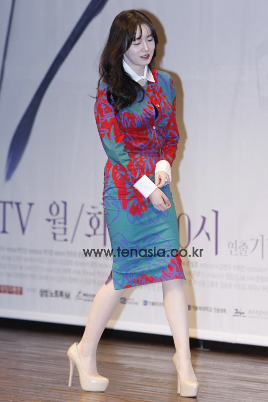 Goo Hye Sun awesome cleavages2