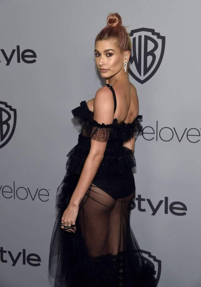 Hailey Bieber beautiful pictures