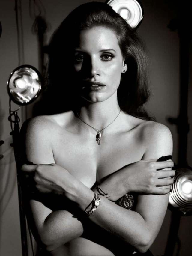 Jessica Chastain nudes