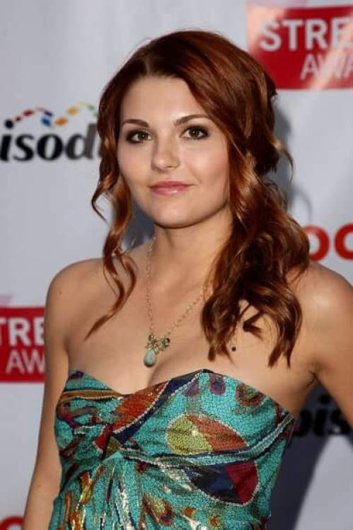 Jessica Lee Rose cleaavges pic