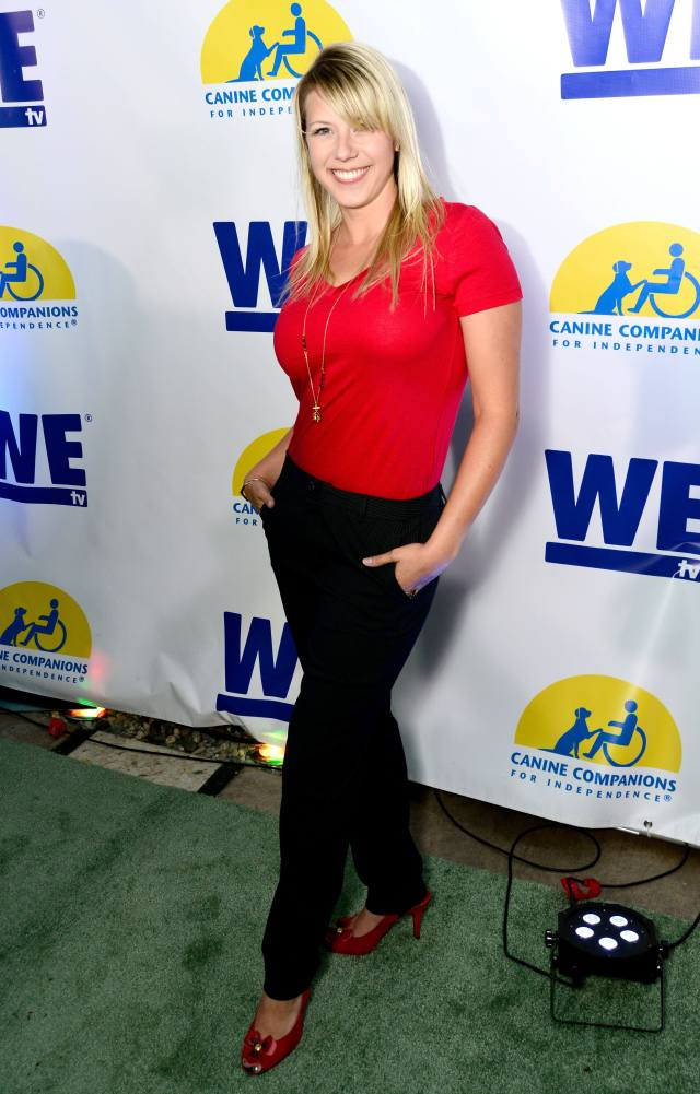Jodie Sweetin sexy pic