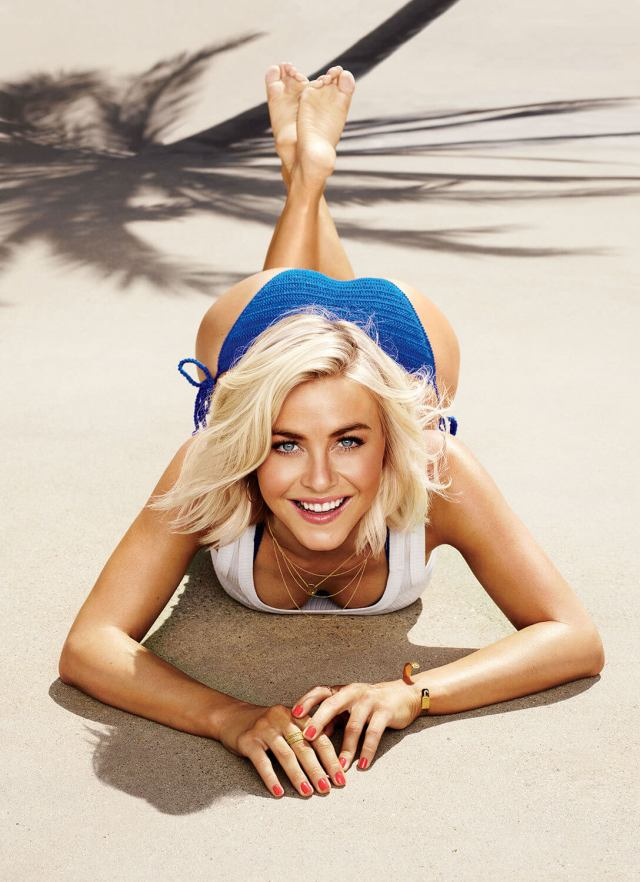 Julianne Hough cleavage