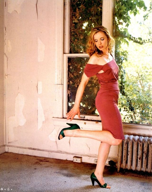 Julie Delpy sexy pic