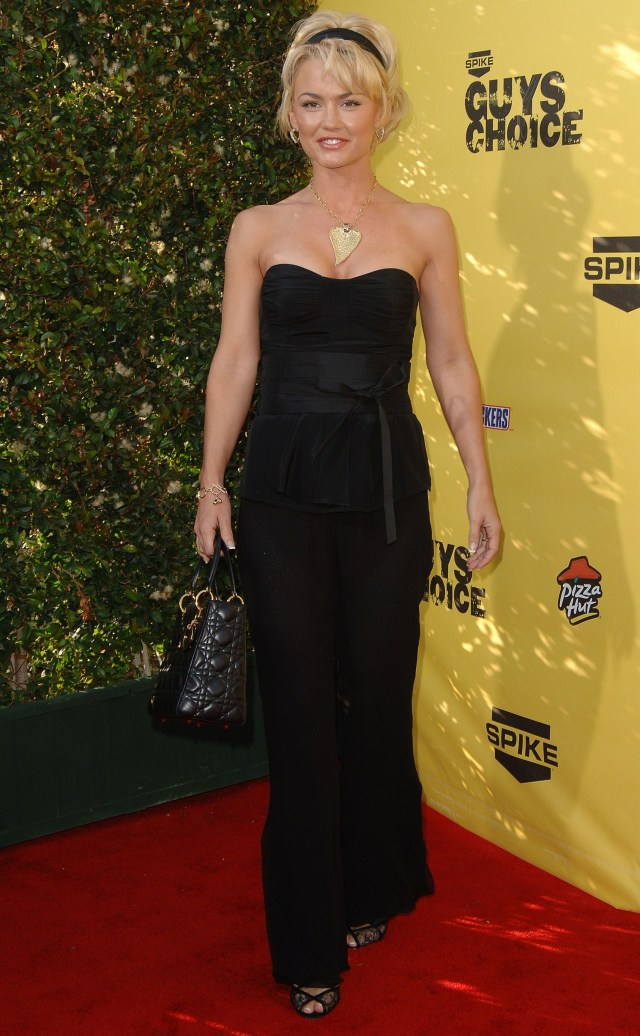 Kelly Carlson Red Carpet
