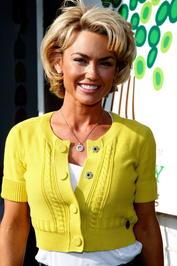 Kelly Carlson SMile Photo