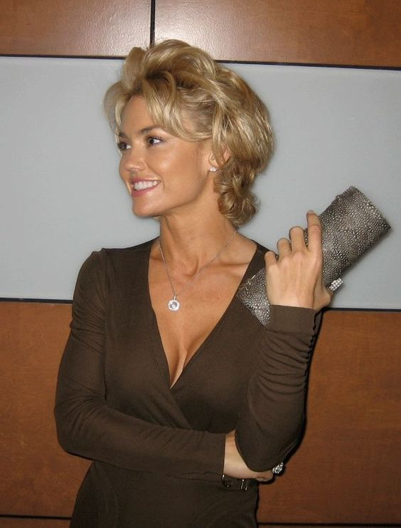 Kelly Carlson on Photoshoot Pic