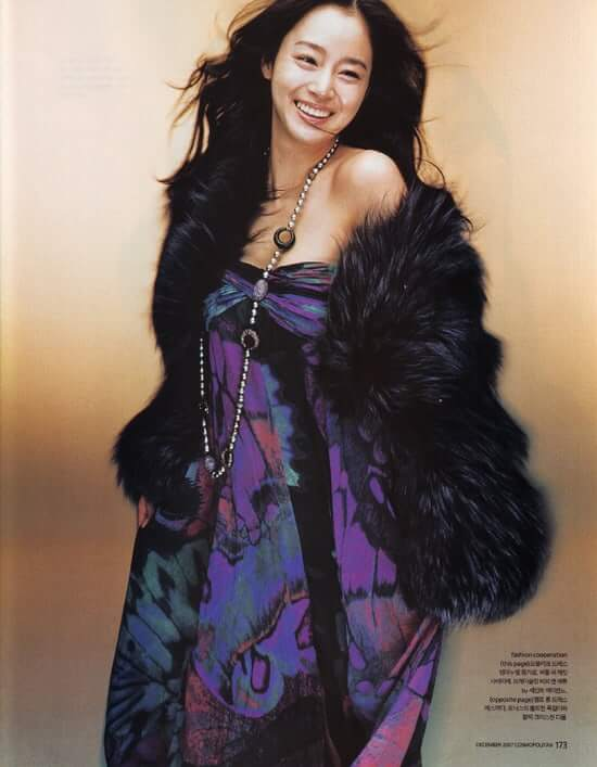 Kim Tae Hee hot pictures (2)