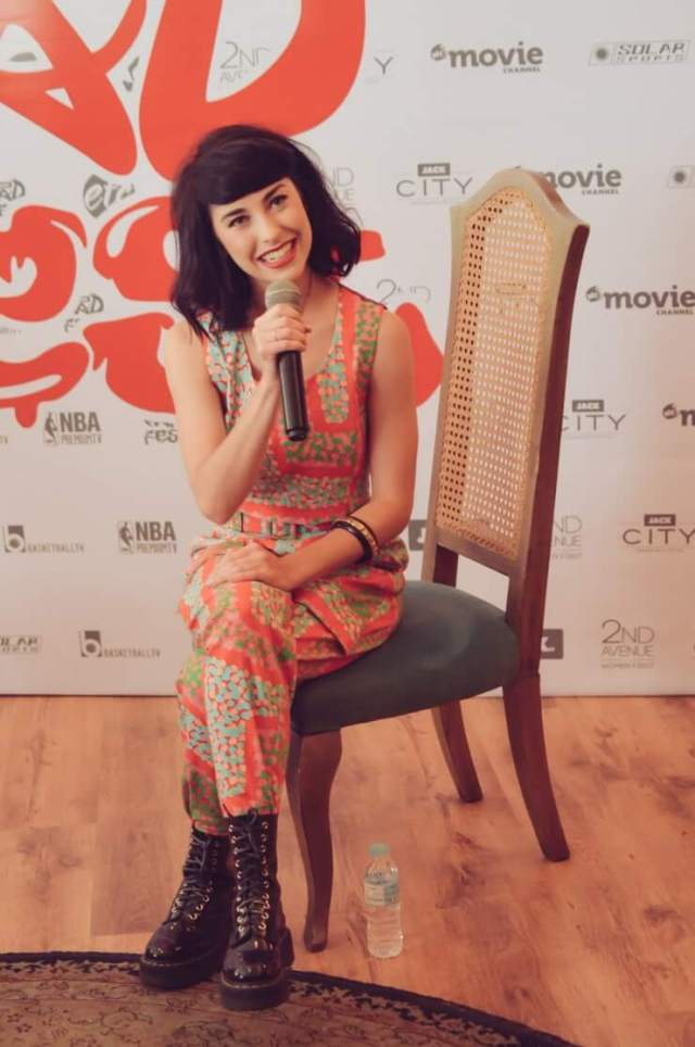 Kimbra Lee Johnson sexy picture