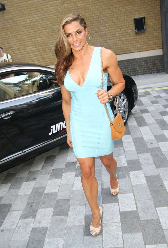 Louise Glover blue