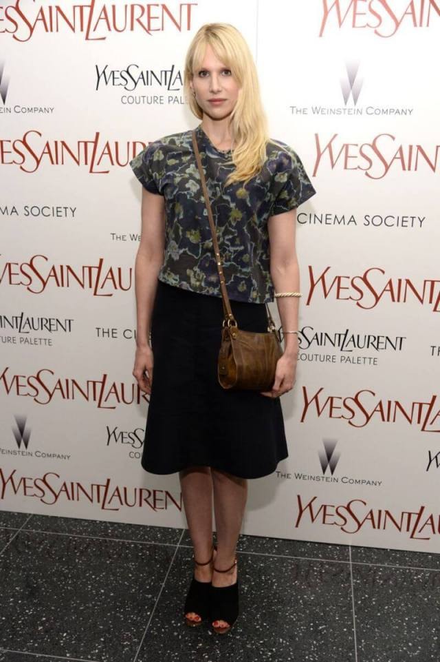Lucy Punch awesome look