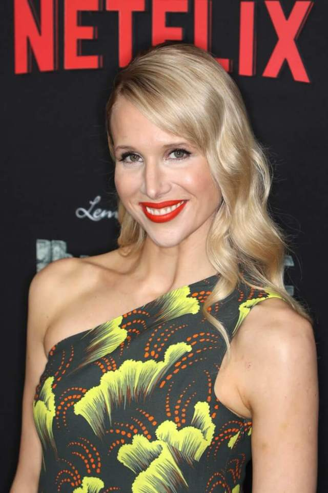 Lucy Punch smile pic