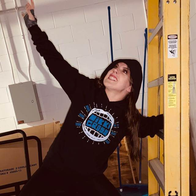 Nikki Cross awesome look pic