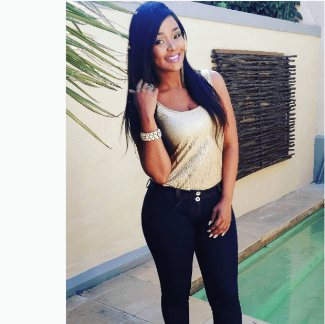 Nonhle Thema busty