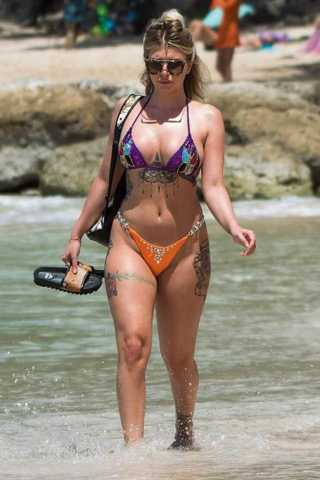 Olivia Buckland hot pictures