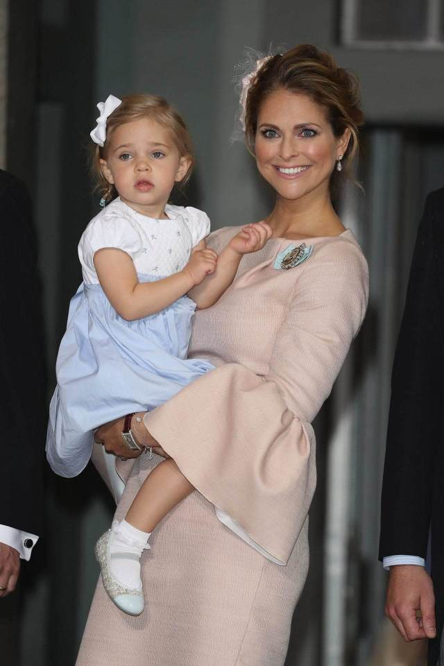 Princess Madeleine sexy picture