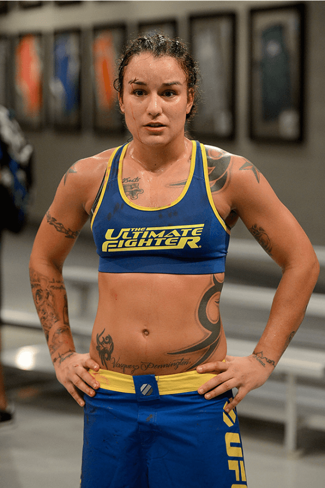 Raquel Pennington awosem photo