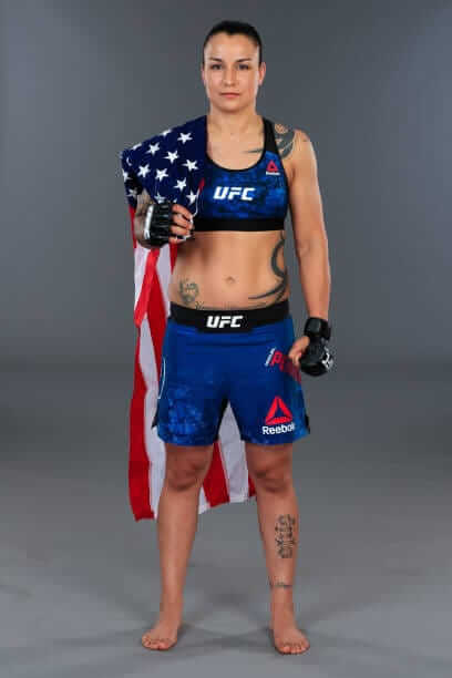 Raquel Pennington sexy photo (2)