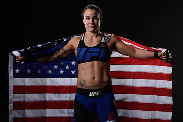Raquel Pennington sexy photo (5)