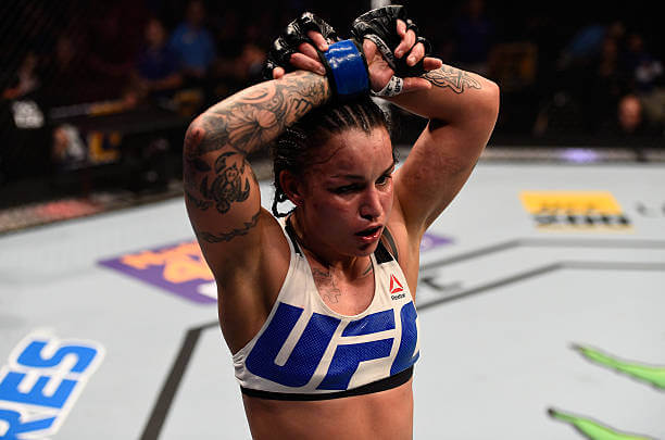 Raquel Pennington sexy photo (6)