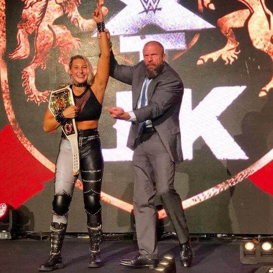 Rhea Ripley hot photos