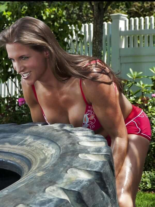 Stephanie mcmahon hot busty pic