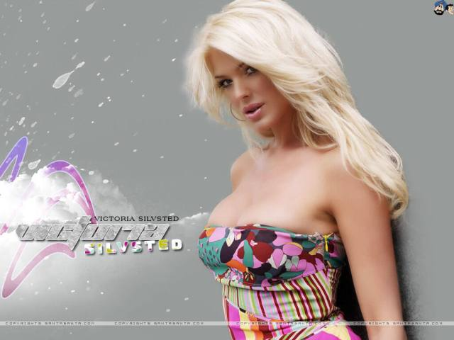 Victoria Silvstedt hot photo