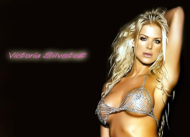 Victoria Silvstedt hot photos