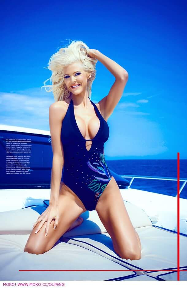 Victoria Silvstedt sexy photos